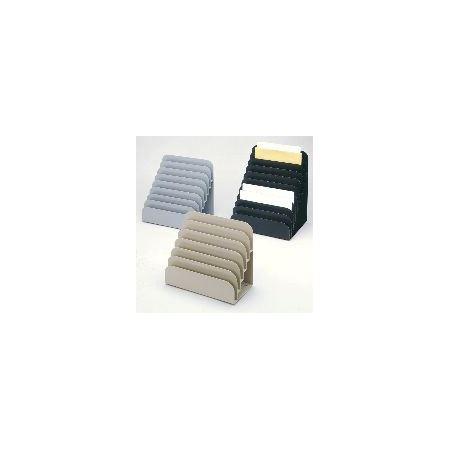 Cashier Pad Racks 6 Pocket Plastic