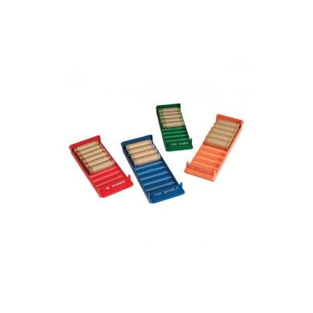 Rolled Coin Storage Trays Dime