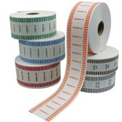 "Coin Wrapper, Automatic Coin Roll 6"", 1000 count"