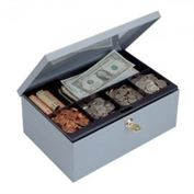 Cash Box Gray